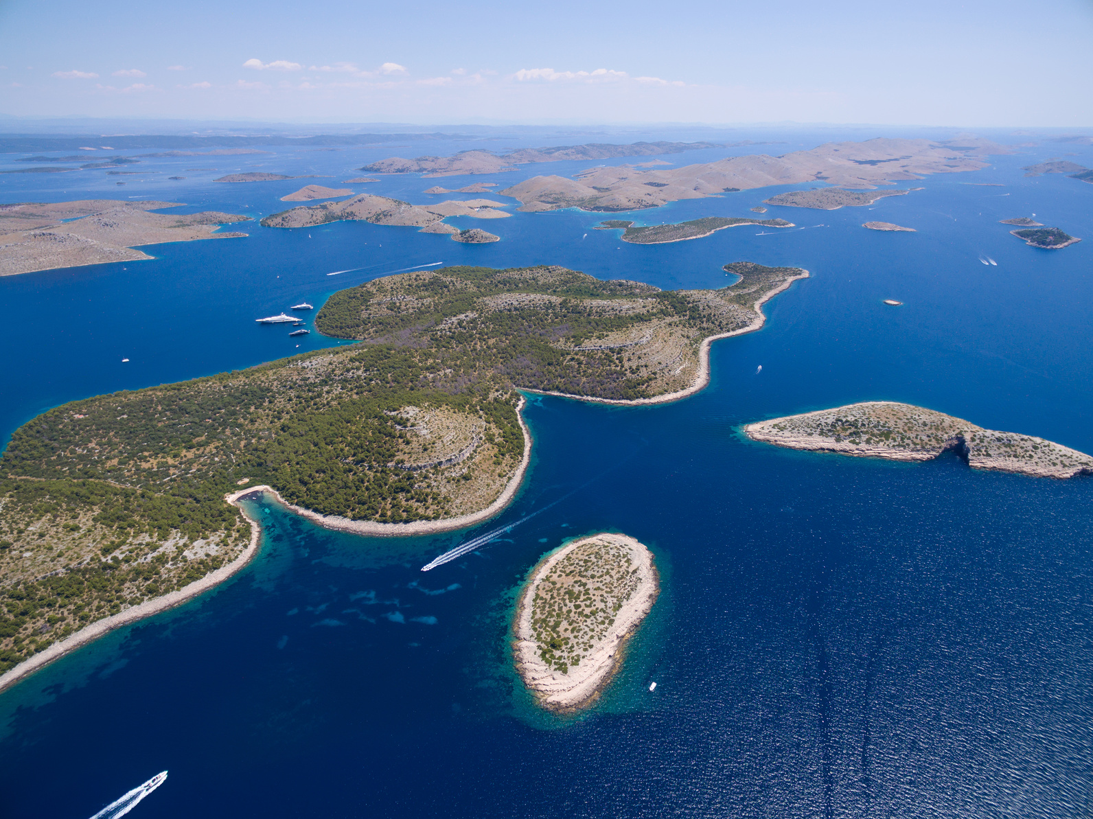 Sailing Croatia Boats - sailing destination Kornati