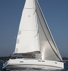 Sun Odyssey 439 for rent