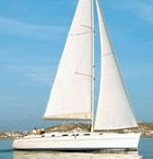 Cyclades 43.4 sailing
